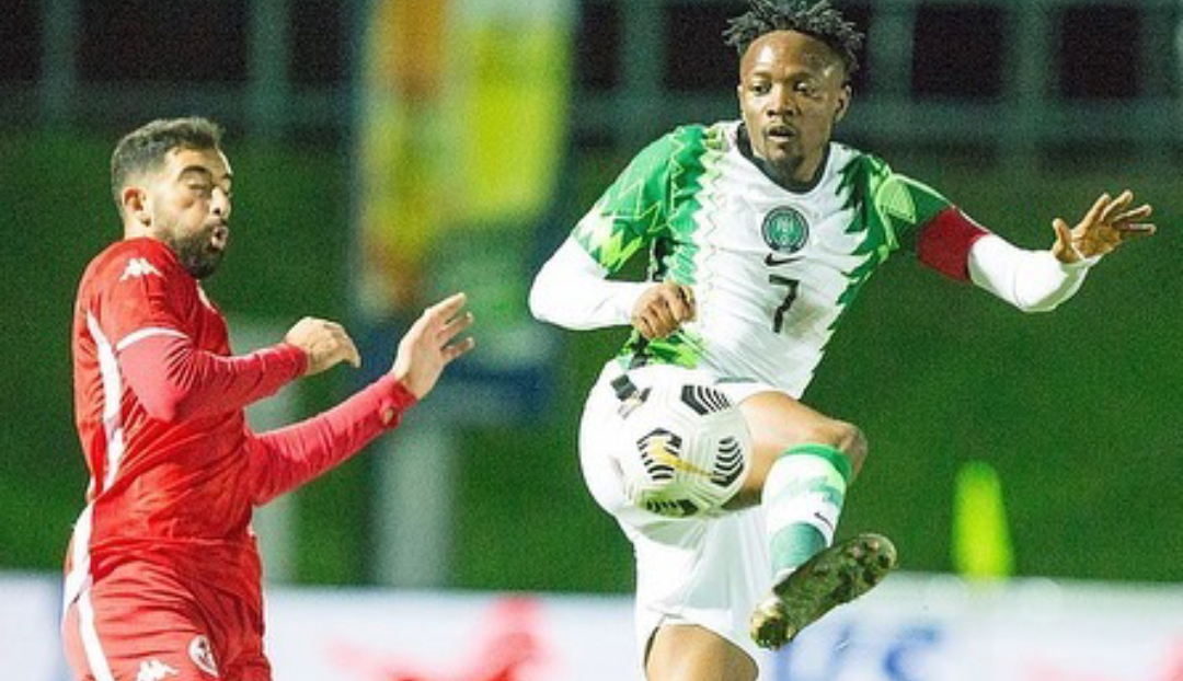 Musa Eager To Defy Clubless Status, Shine For Eagles; Targets Two Wins Vs Sierra Leone