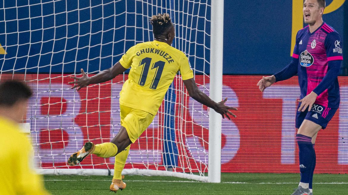 Everton Interested In Eagles Star Chukwueze