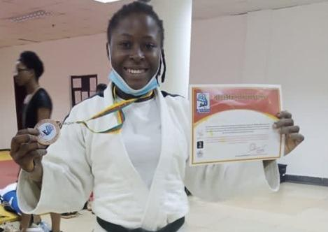 Nigeria Wins Gold At The 4th African Judo Open In Dakar