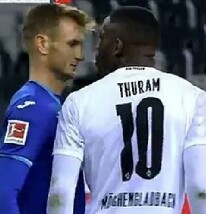 France Legend Thuram's Son Gets Six-match Ban For Spitting At Opponent