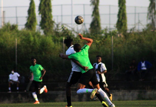 WAFU U20 Tourney: NFF Charges Flying Eagles To Be Focused