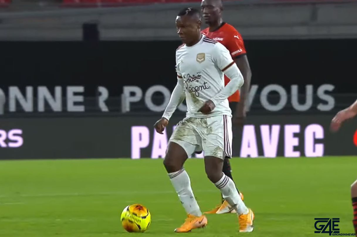 Kalu Doubtful For Bordeaux Vs Brest Ligue 1 Clash