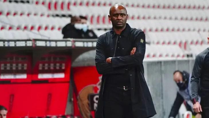 Nice Sack Vieira Over Poor Run In Ligue 1, Europa League