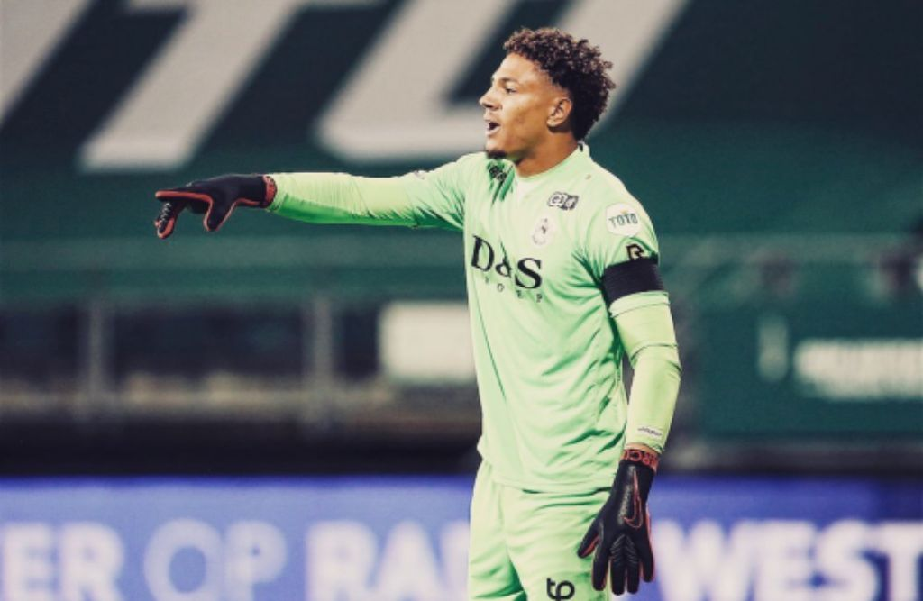 Okoye Targets 3rd Clean Sheet In Five League Games For Sparta