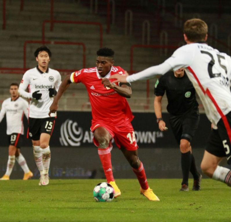 Awoniyi Goes For 20th Bundesliga Game In Battle Of Berlin Tonight