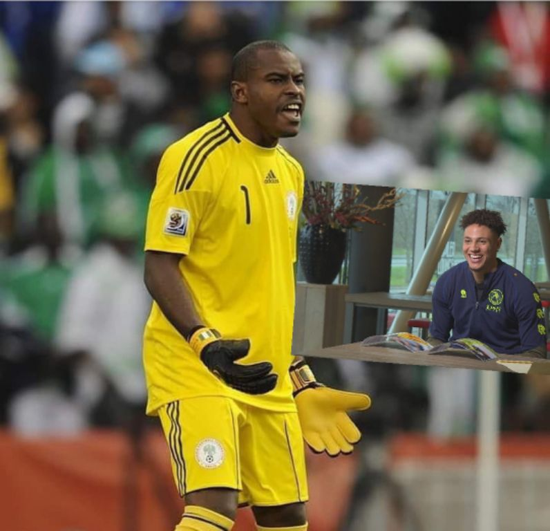 Okoye Hails Enyeama As Eagles' Greatest Goalie Ever;  Grateful To Rohr For Career Lift