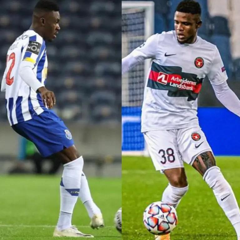 UCL: Sanusi Guns For 6th Porto Game, 2nd Goal; Onyeka Targets 12th Match For Midtjylland