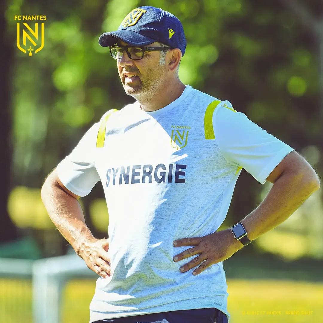 Simon's Nantes Coach Gourcuff Sacked