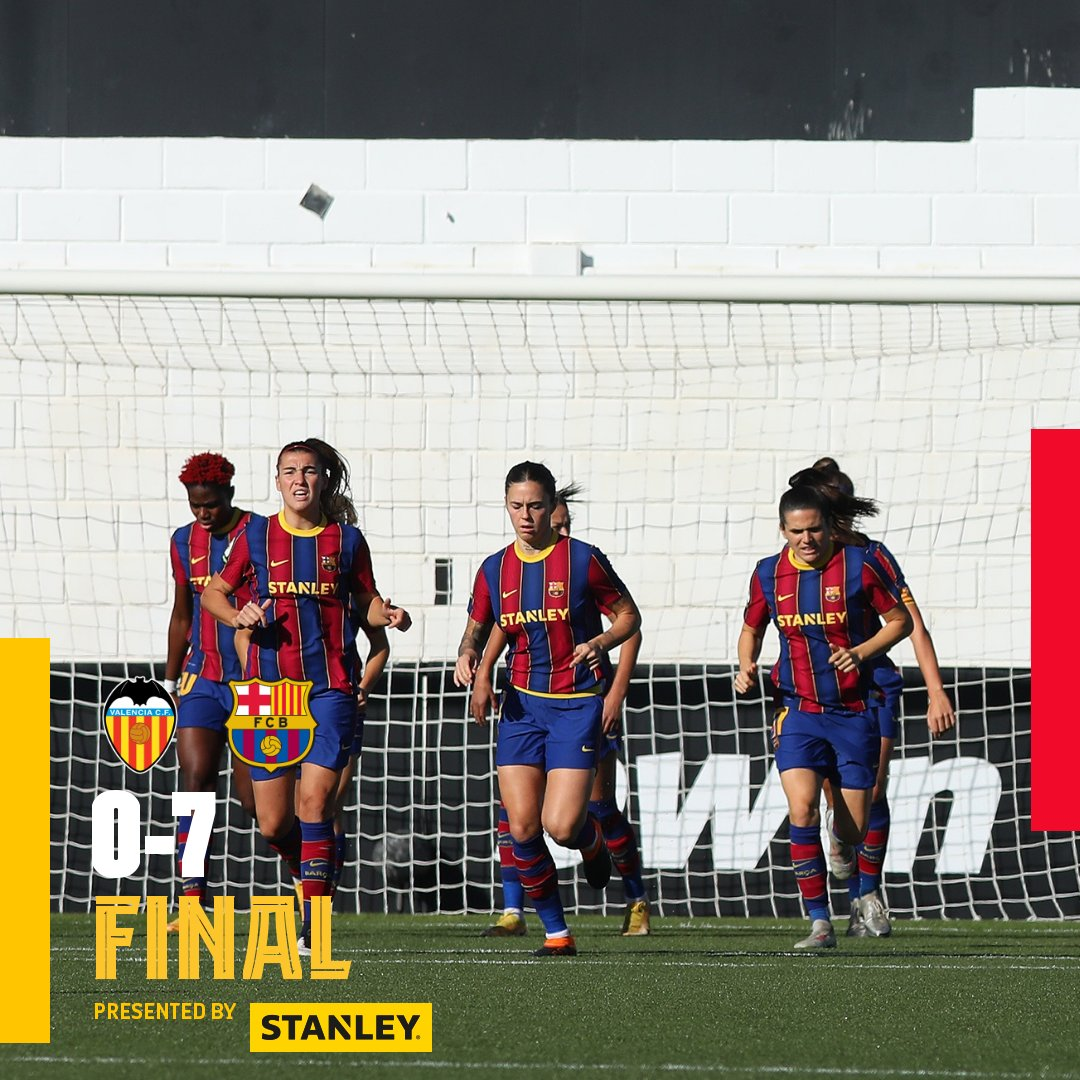Oshoala Bags Hat-Trick In Barcelona Big Win Vs Valencia