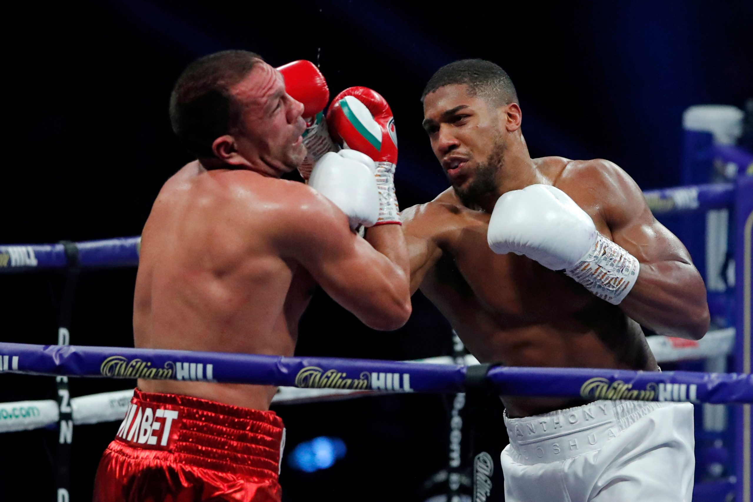 Update: Joshua Retains World Titles After Knockout Win Against Pulev