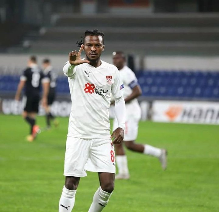 Turkish Cup: Kayode Scores Late Winner For Sivasspor Vs Giresunspor