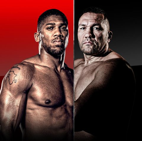 Boxing Big Names Give Verdict On Joshua vs Pulev Clash