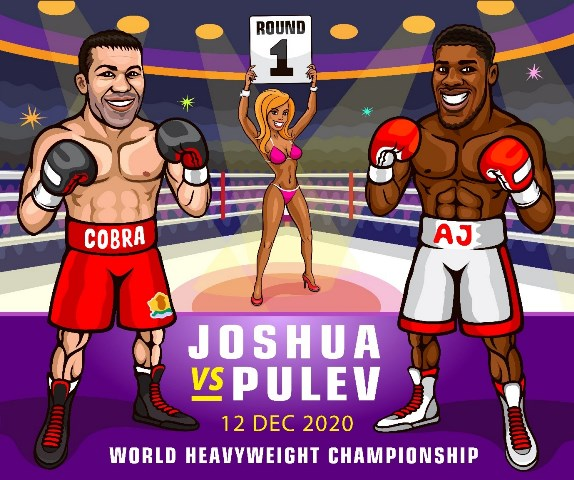 Kubrat Pulev And Anthony Joshua's Statistics And Techniques Compared