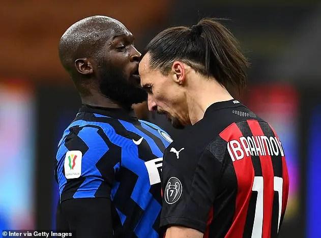 Italian FA Open Investigation Into Ibrahimovic, Lukaku Clash