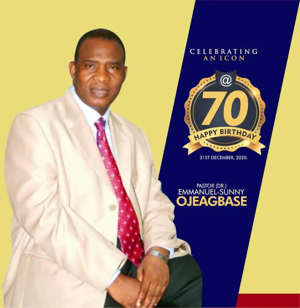 La Liga Felicitates With Dr. Ojeagbase On 70th Birthday