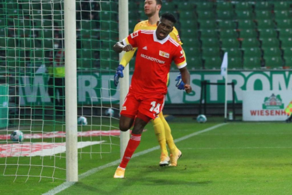 Awoniyi Flaunts 'Belief In God's Word' As Power Behind Terrific Form For Union Berlin