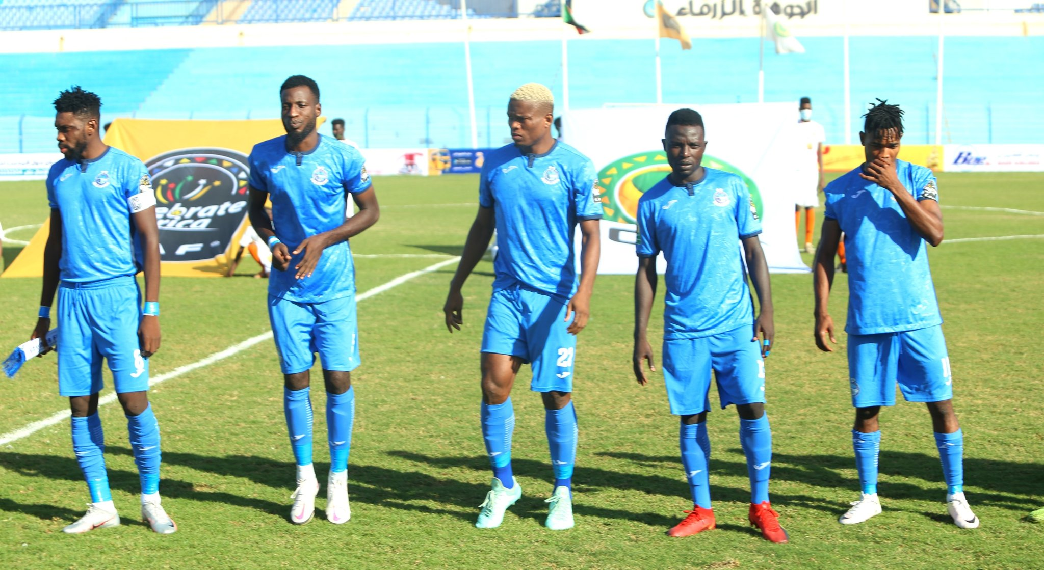CAFCL: Enyimba Target 'Miraculous'  Comeback Against Al-Merreikh