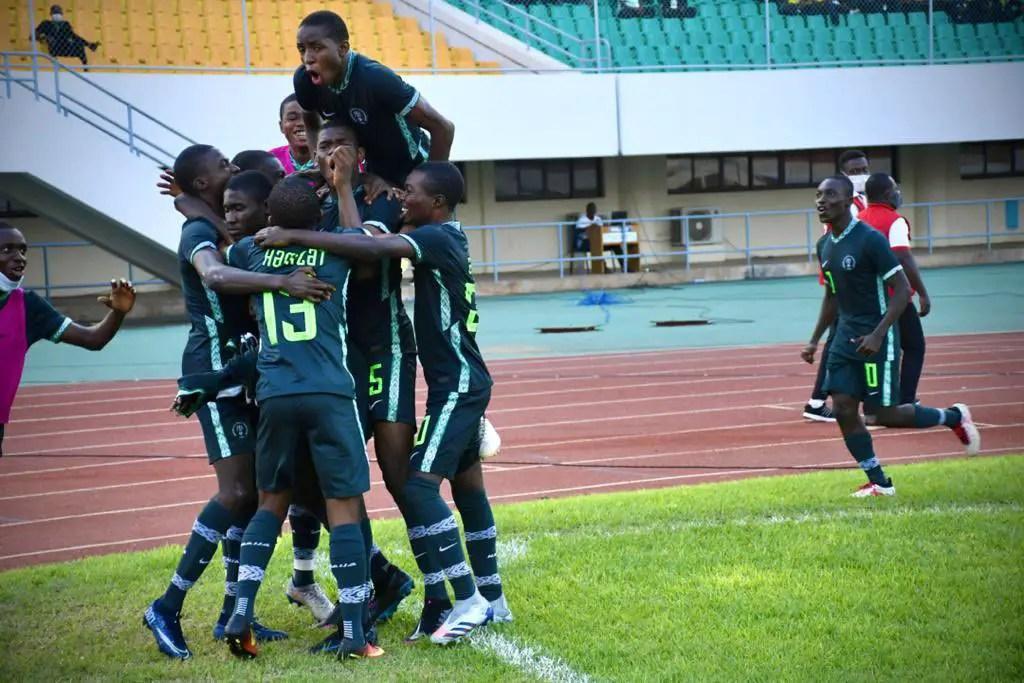 U-17 WAFU Zone B Tourney: Kanu Charges Golden Eaglets Ahead Final Vs Cote d'Ivoire