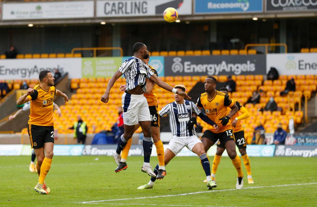 Ajayi Sets Sights On More Goalscoring Success At West Brom