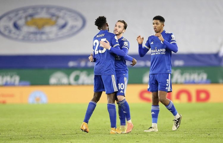 'We 're Building Confidence'- Ndidi Discusses Leicester City Win Against Chelsea