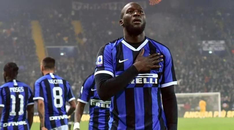 Lukaku Not Interested In Manchester City Move