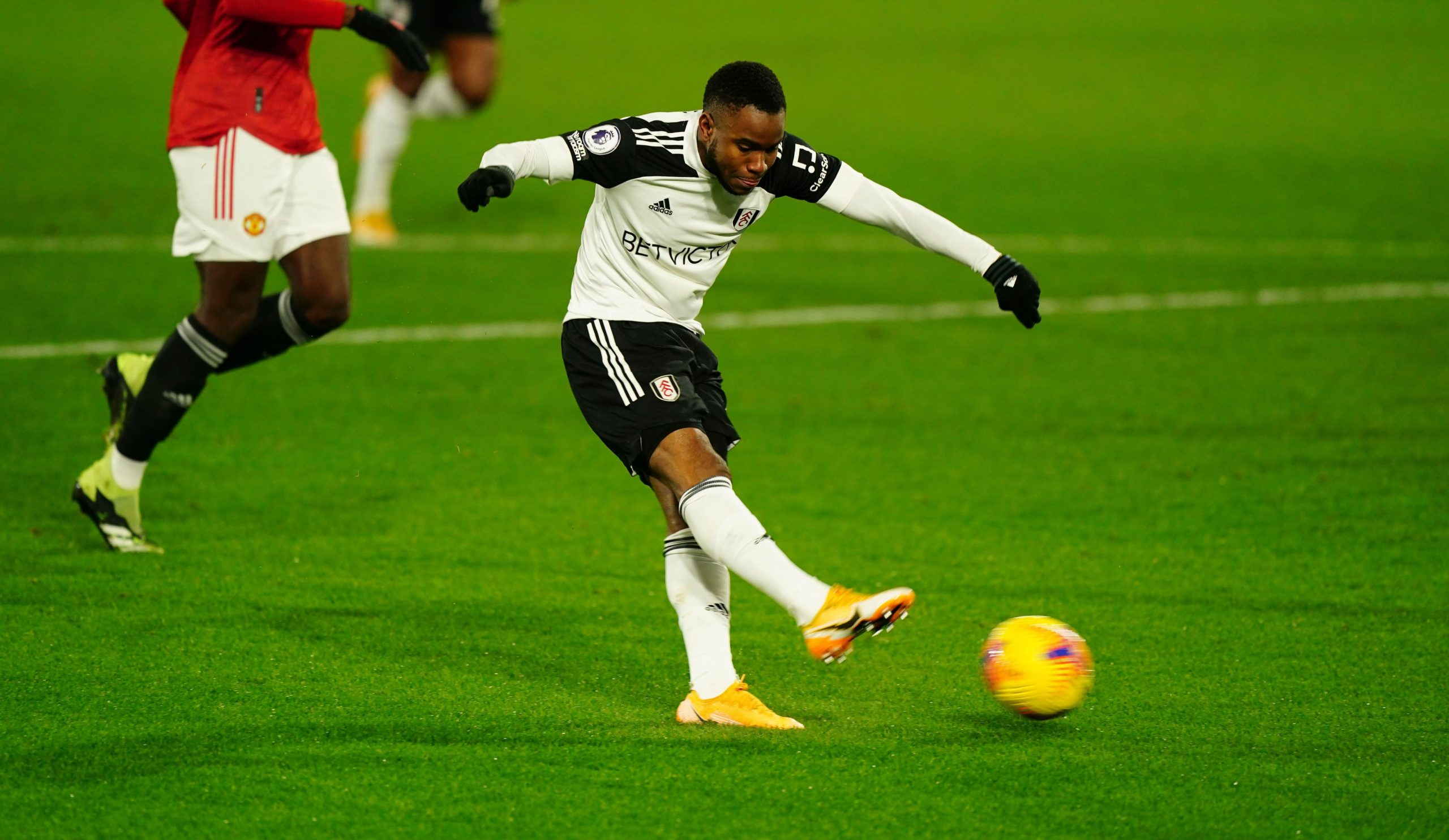 'I'm Enjoying My Life Here'- Lookman Thrilled To Play For Fulham