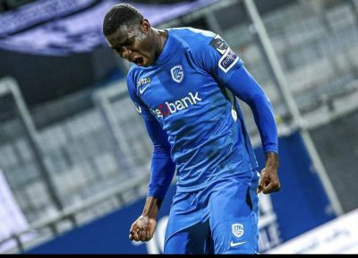 Onuachu Bags Brace Takes Goals Tally To 22 In Genk's Home Win