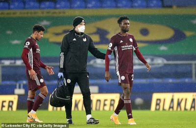 Leicester City Boss Rodgers: Ndidi Will Be Back In Action Soon