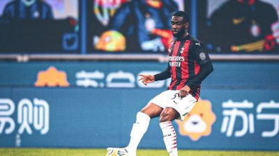 AC Milan Set For Talks With Chelsea Over Tomori Deal