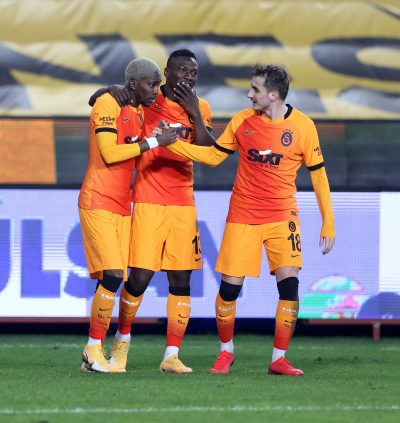 'He Is An Important Weapon For Us'- Galatasaray Boss Terim In Awe Of Onyekuru's Quality