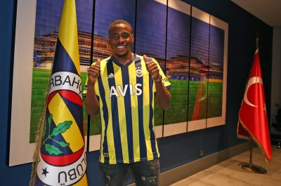 Osayi-Samuel Eager To Make Instant Impact At Fenerbahce