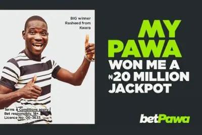 final betPawa Pick17 match