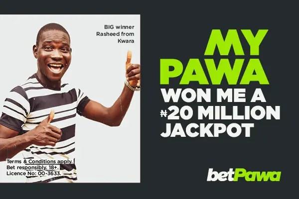 My Pawa Won Me Over ₦20 Million On betPawa And A Call From Mr Eazi