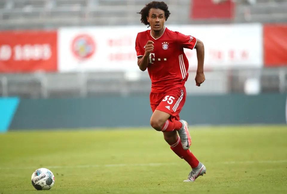 Bayern's Nigerian Yougster Zirkzee Set To Join Iwobi At Everton