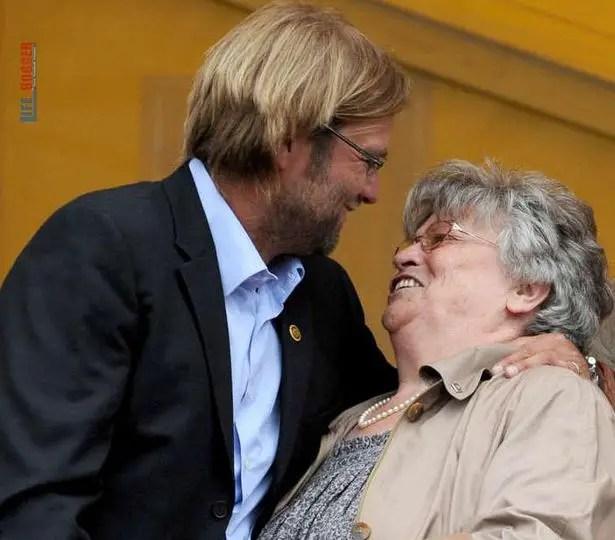 Liverpool Boss Klopp's Mum Dies At 81