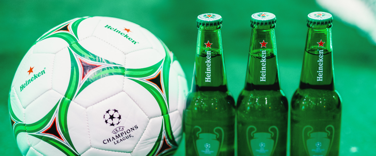 The UEFA Champions League Knockouts Phase Set To Begin As Heineken Announces Groundbreaking Campaign