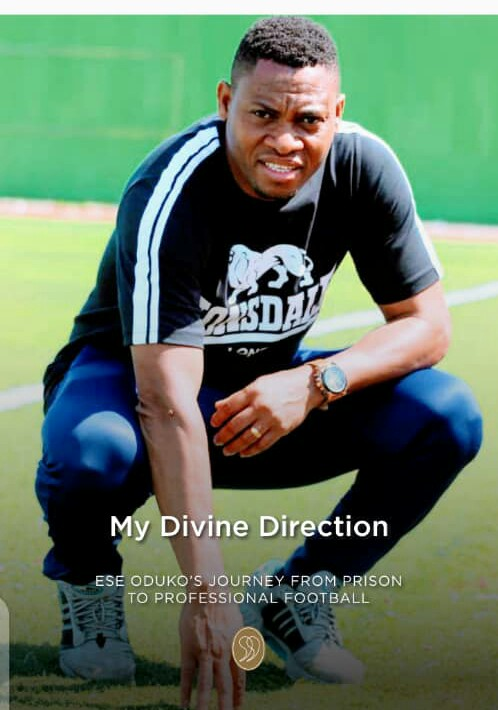 From Prison To Professional Football: Football Scout Oduko To Launch Book