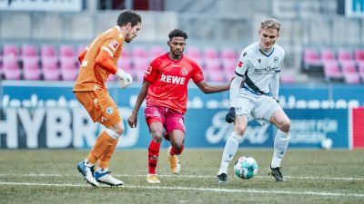 Dennis Celebrates Debut, First Win At FC Cologne