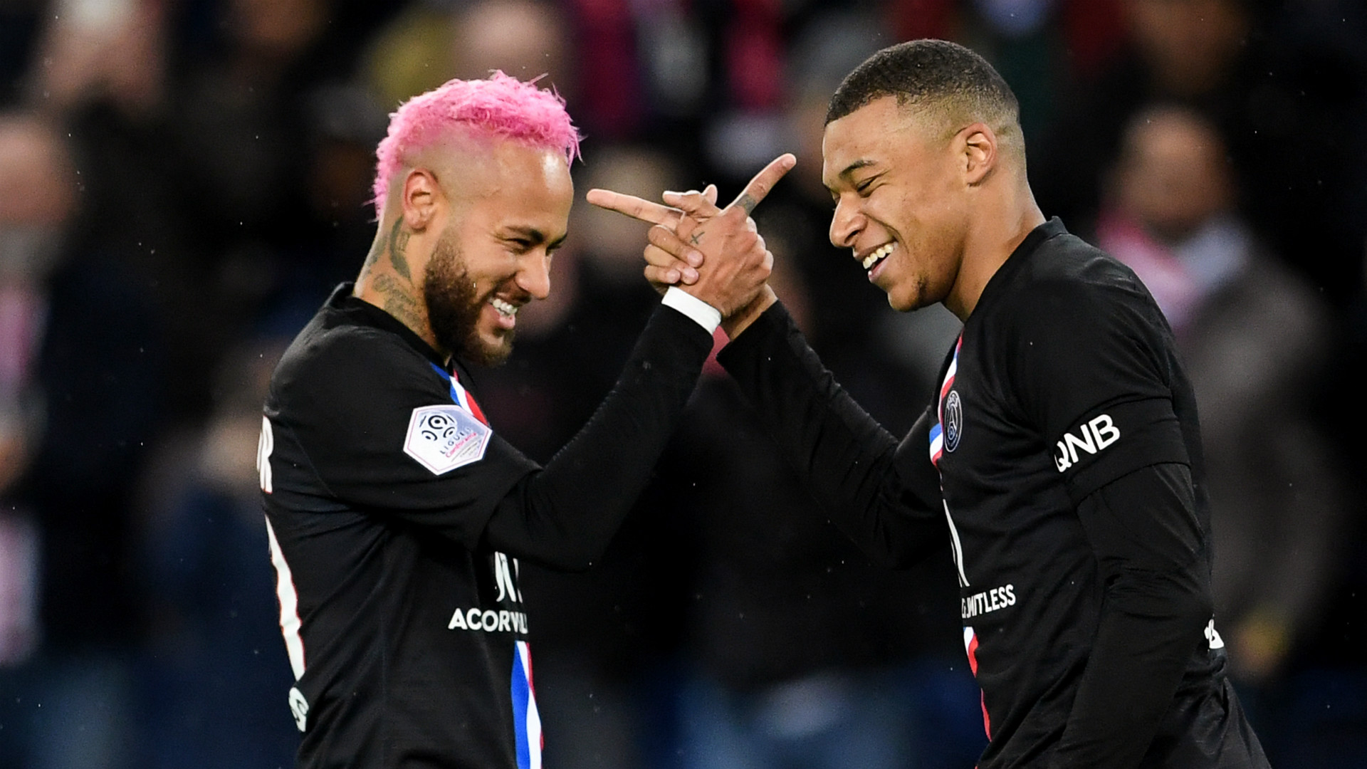 Neymar Confirms Desire To Stay At PSG With Mbappe