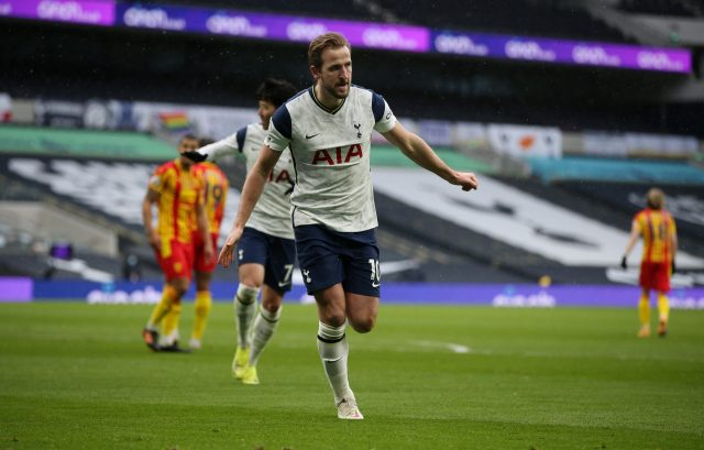 Kane Desperate To Leave Tottenham Hotspur