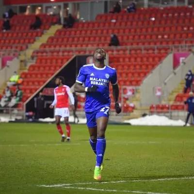 'He's Very Good Player'- Cardiff Boss McCarthy Hails Sheyi Ojo