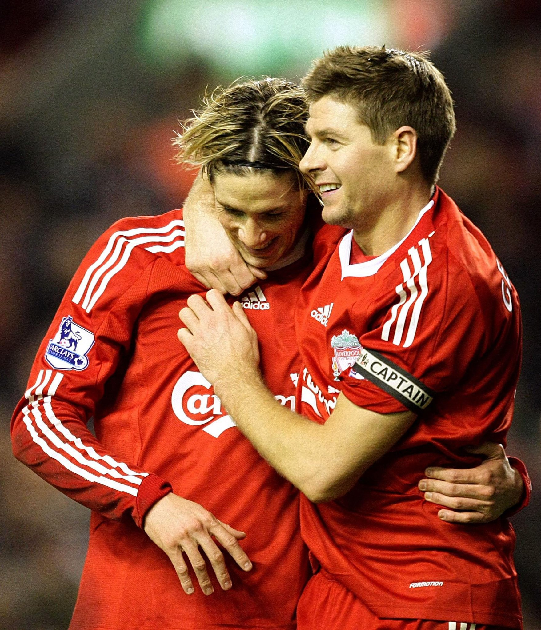 Gerrard: Torres Broke My Heart When He Joined Chelsea