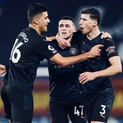 Man City Make Premier League History After Everton Win