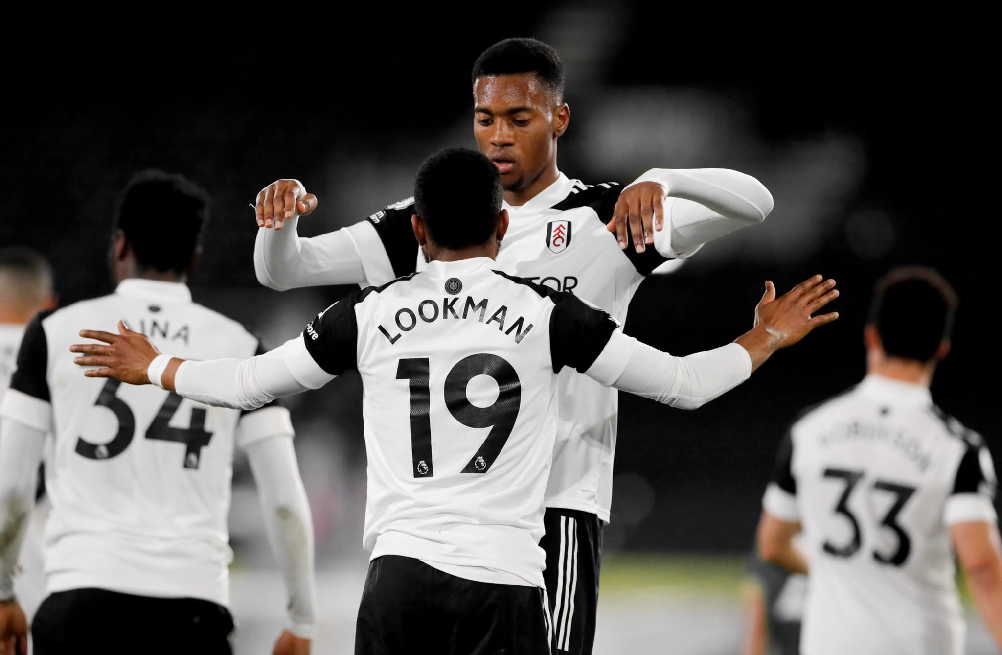 Premier League: Lookman On Target Aina, Maja In Action As Fulham Beat Sheffield United