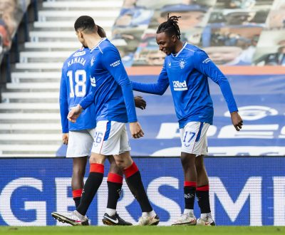 Man Of The Match Aribo Delighted To Score In Rangers ' Win Vs Dundee United