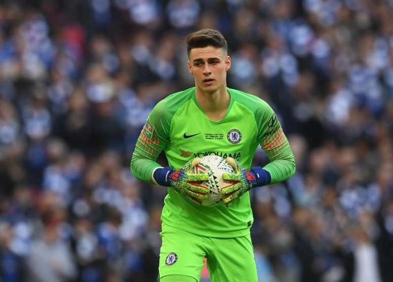 FA Cup: Kepa Will Get Chance To Impress Against Barnsley, Says Chelsea Manager, Tuchel