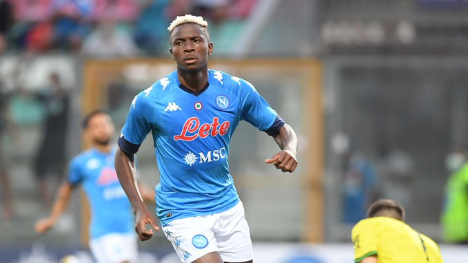 Napoli Give Update On Osimhen Injury, To Undergo More Tests