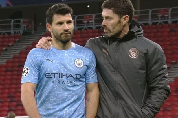 Aguero Accuses Man City Teammates Of Not Passing Ball To Him