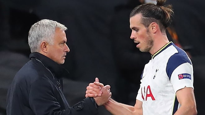 Only Real Madrid Can Decide Bale's Future – Mourinho
