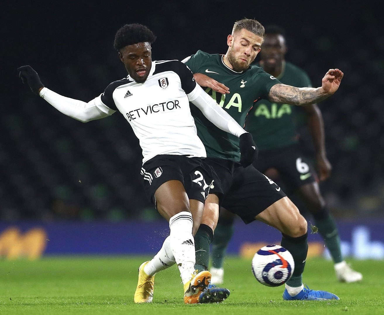 Parker Laments Maja's Disallowed Goal In Fulham's Defeat To Spurs